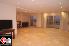 Bright ***** Nile View Apartment——- For Rent In Zamalek