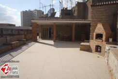 Large Pent House For Rent In Zamalek