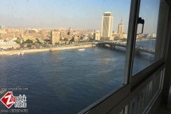 Semi Furnished newly Renovated Nile View Apt