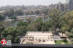 Modern Furnished Apartment For Rent In South Zamalek