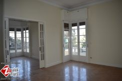 High Ceiling Apt in Old Building South Zamalek for Rent