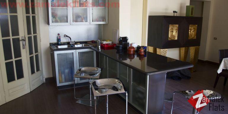 Zamalek kitchen