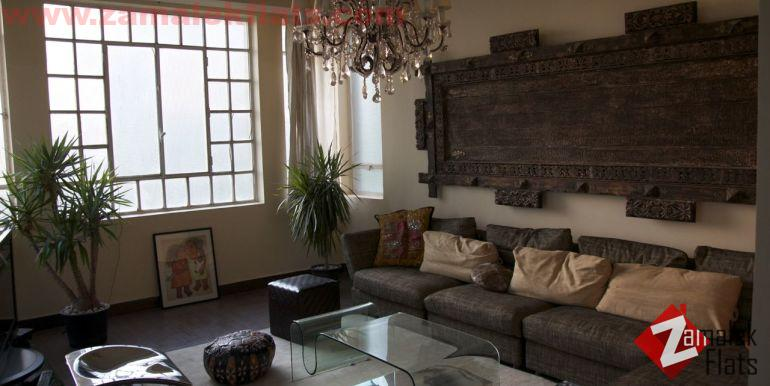 Zamalek living room