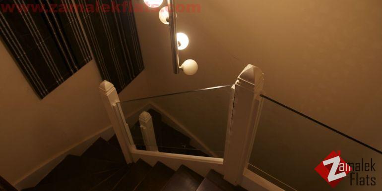 Zamalek stairs