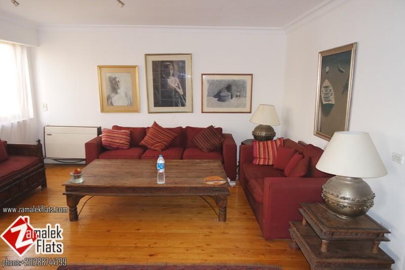 Stylish Furnished Duplex In Prime Location