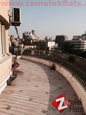 Unfurnished Apartment For Rent In Zamalik