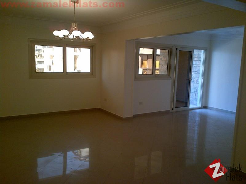 Semi Furnished Apartment For Rent In Zamalek