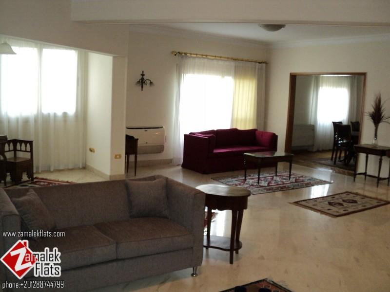 Clean Fully Furnished Apt In A Prime Location