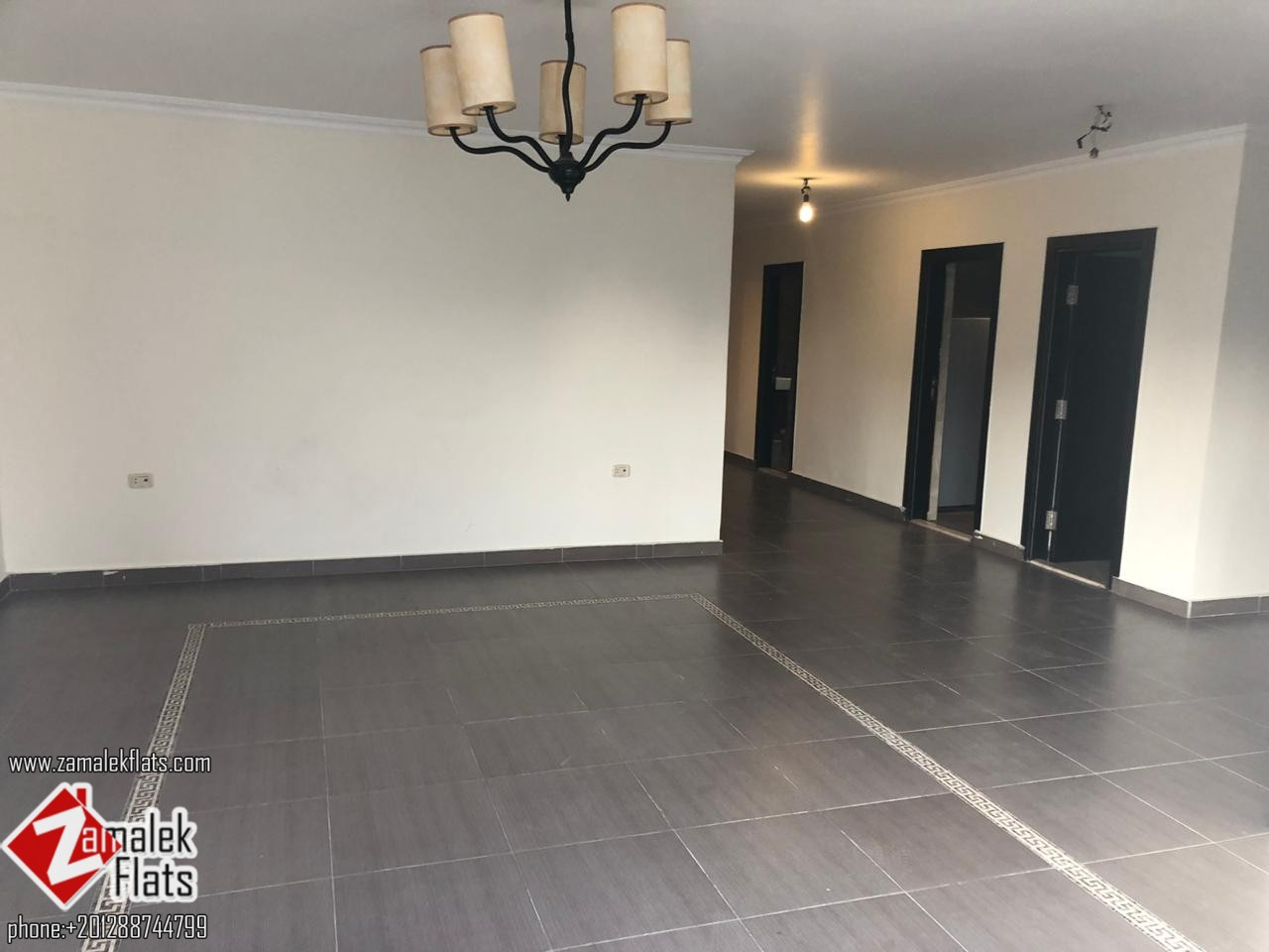 Unfurnished Apartment For Rent In North Zamalek