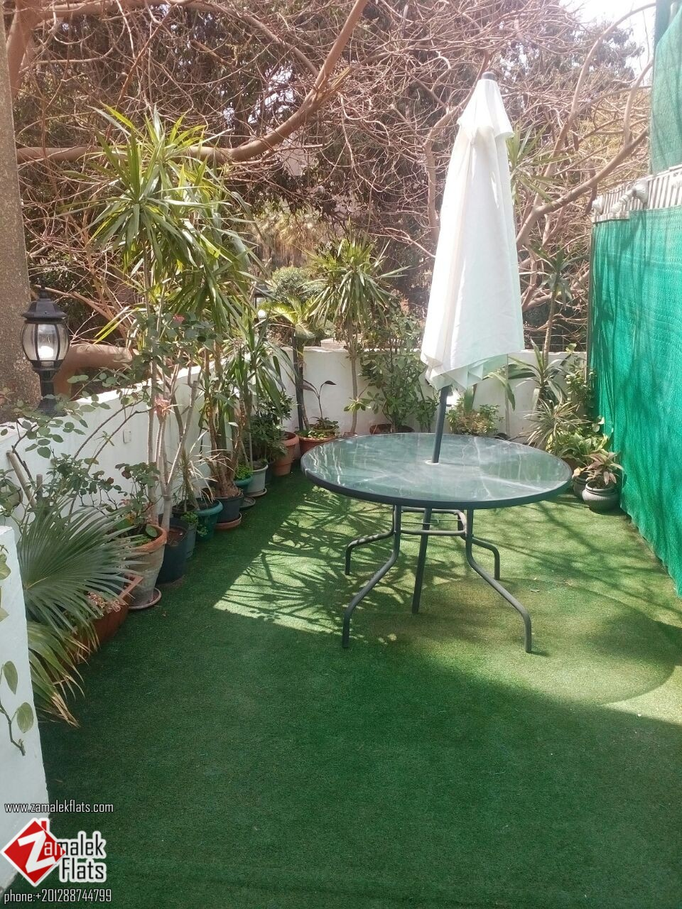 Lovely Cozy Pent House For Rent In South Zamalek