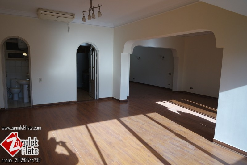 Well Renovated / Bright  /Semi Furnished Apartment For Rent
