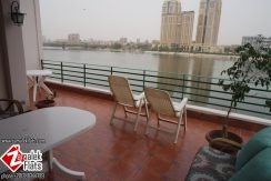 Luxurious Vintage Building Nile View North Zamalek