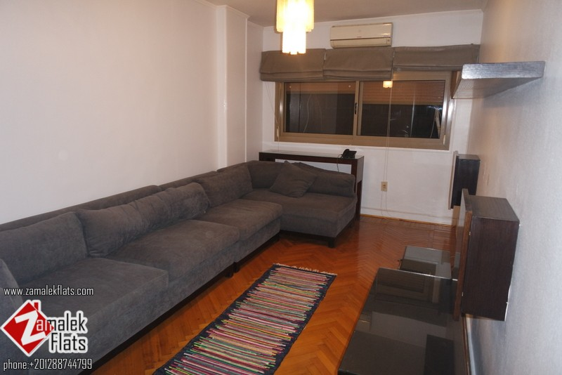 Apartment For Rent South Zamalek
