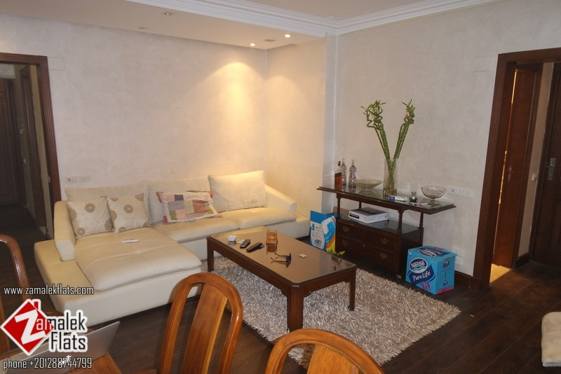 Modern Furnished Apartment for Rent In Zamalek