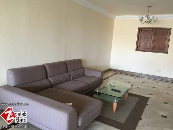 Newly Renovated And Modern Furnished Apartment For Rent In Zamalek
