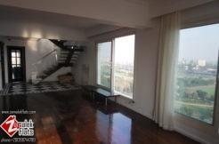 Nile View Duplex For Rent In South Zamalek