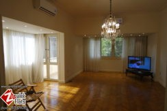 Brandi New + High Ciling +  Semi Furnished Apartment For Rent In Zamalek