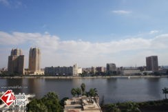 Deluxe Nile View Apartment In Zamalek
