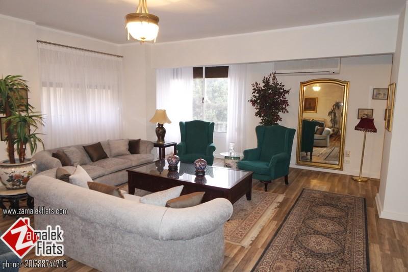 Luxury New Furnished Brand New Apt In Zamalek