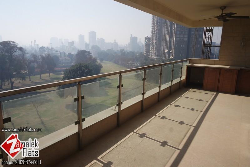 Luxury Semi Furnished South Zamalek