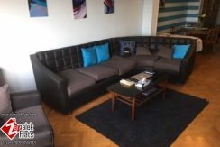 Furnished open view apartment in zamalek