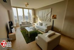Modern Furnished Nile View Apartment in South Zamalek