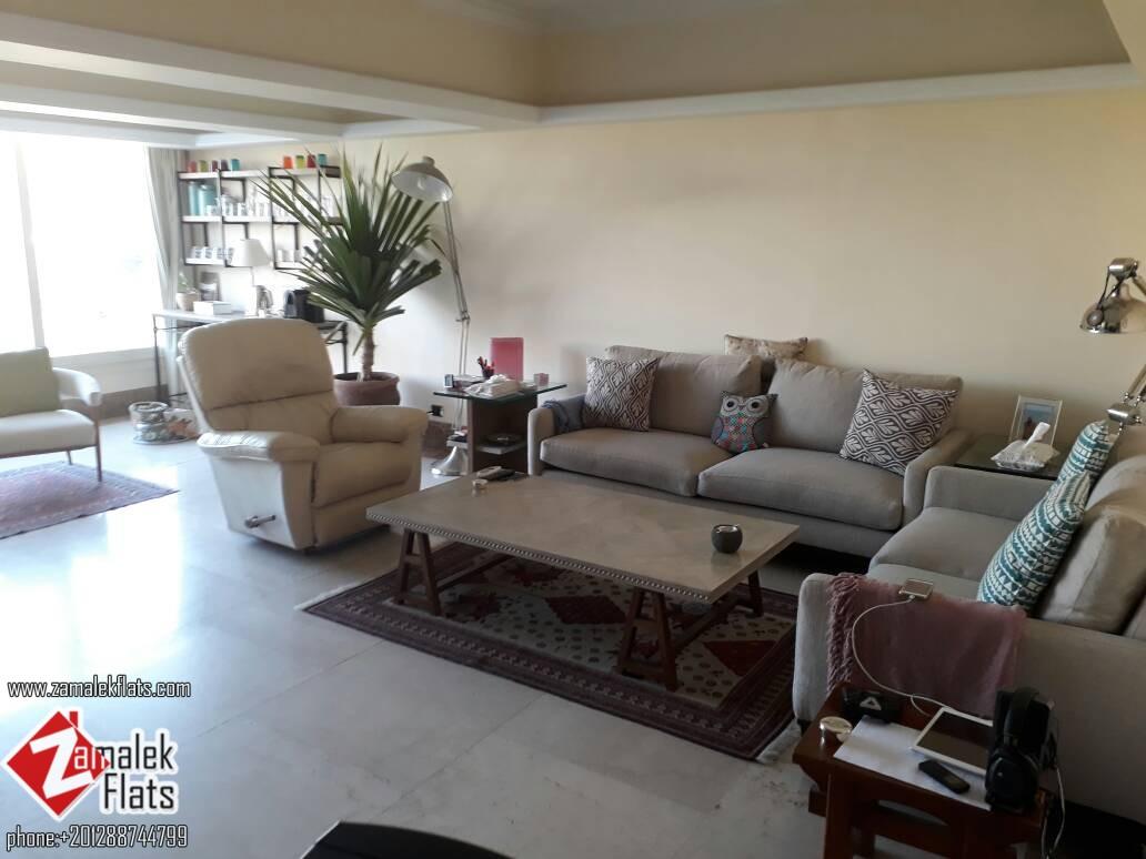 High standard apt for rent in south zamalek