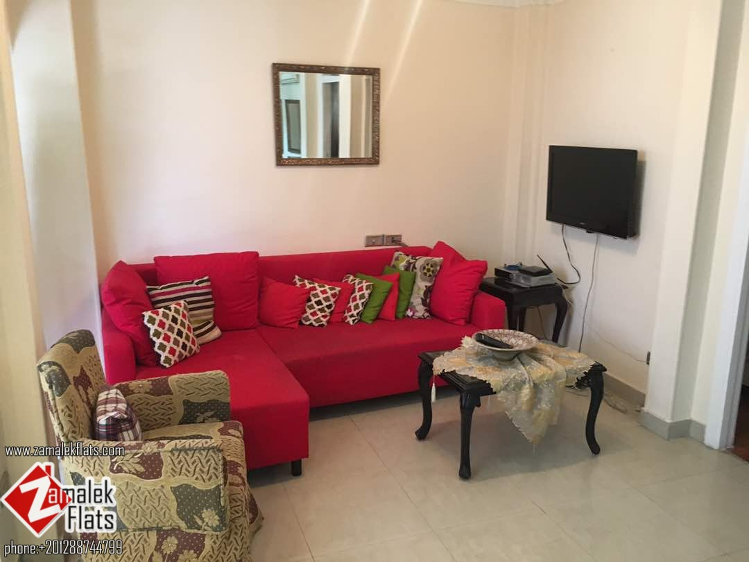 Good pent-house For Rent In Zamalek