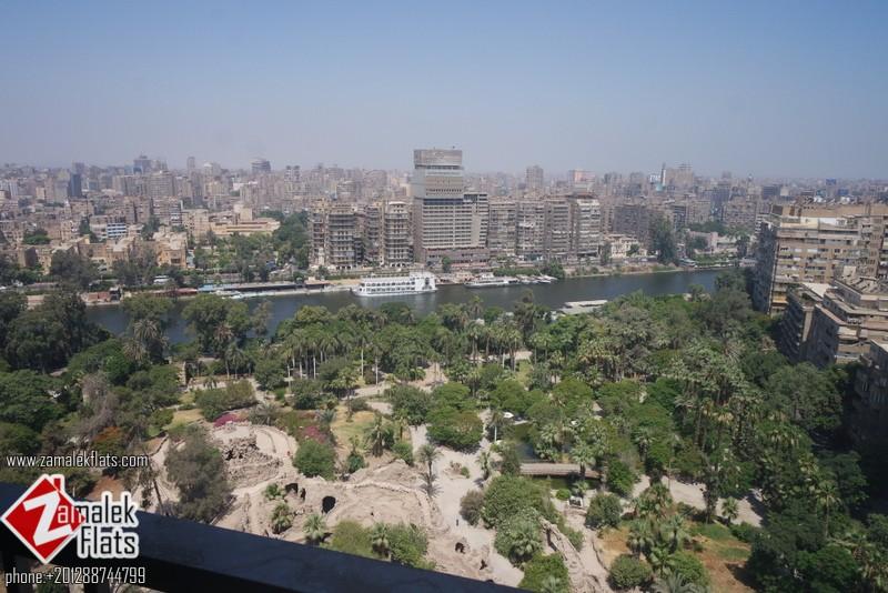 Brand New Nile View Modern South Zamalek