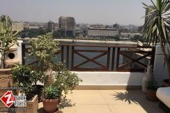 Modern Pent House At The Nile