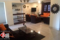 Clean Nile View Apartment For Rent In Zamalek