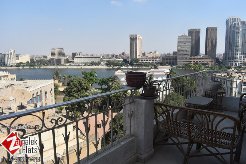 Amazing apartment for rent in Zamalek