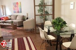 Freshly Renovated two bedroom apartment for rent in zamalek