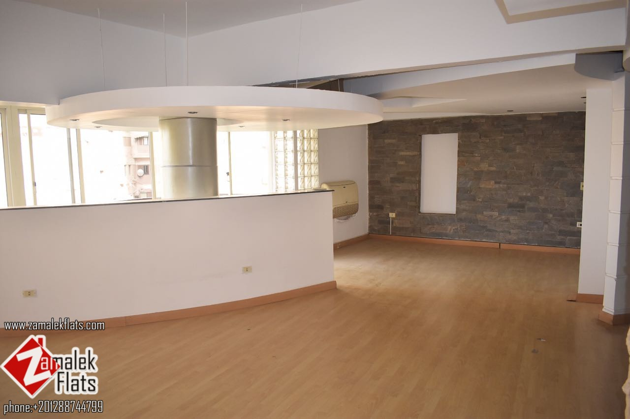 WONDERFUL OFFICE FOR RENT IN ZAMALEK