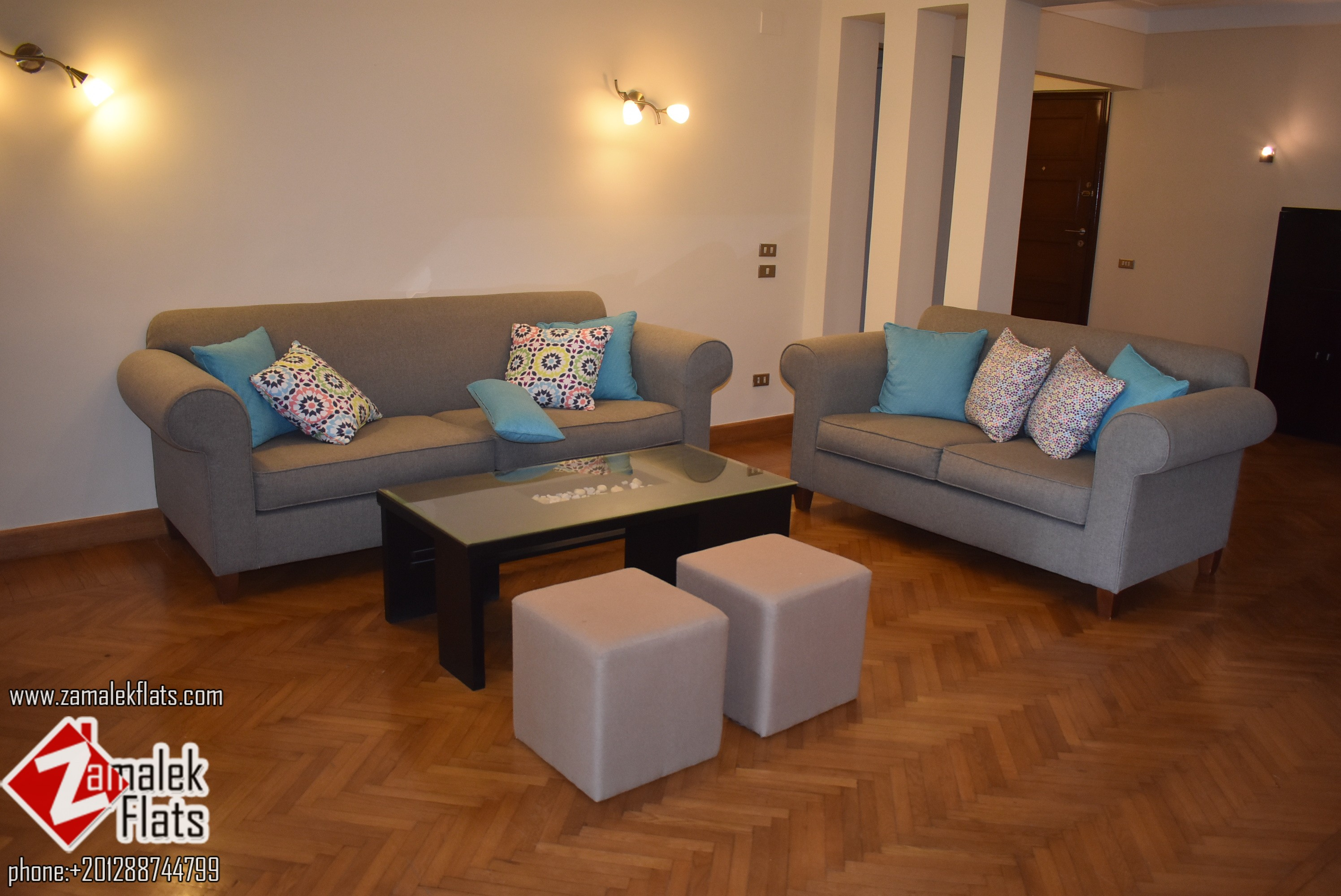Furnished Apartment Available for Rent In Zamalek