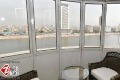 NILE VIEW-HIGH CEILING – APARTMENT IN SOUTH ZAMALEK