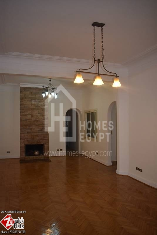 High Ceiling Apartment for Sale in Zamalek