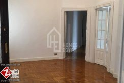 New Renovated Semi Furnished High Ceiling Apt In Zamalek