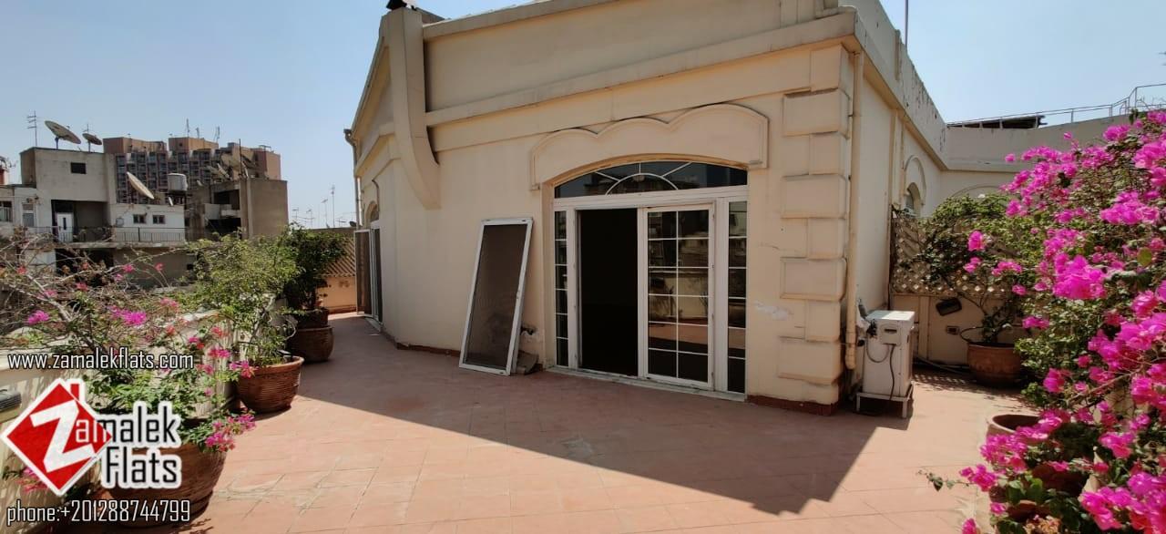 Modern Penthouse for Rent in Zamalek