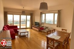 Newly Renovated Apt With Gorgeous Nile View In Zamalek