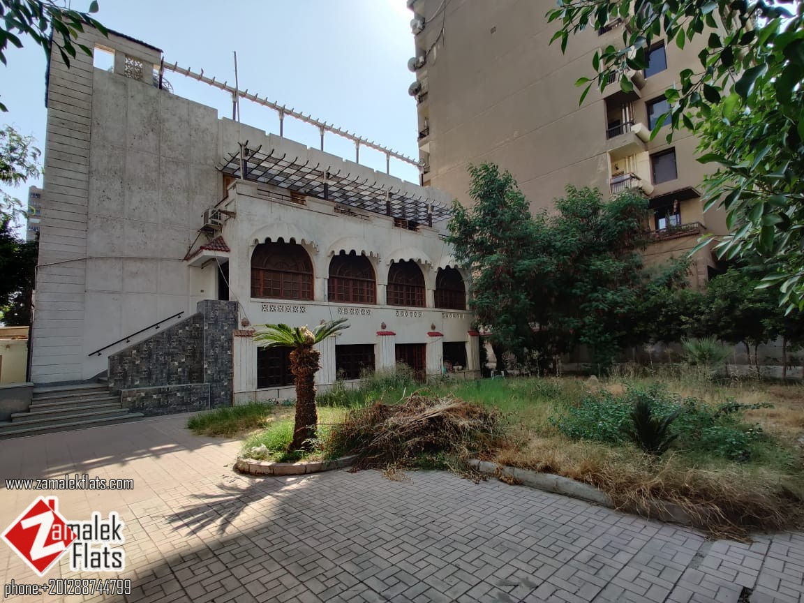 Villa For Admin Rent In Zamalek