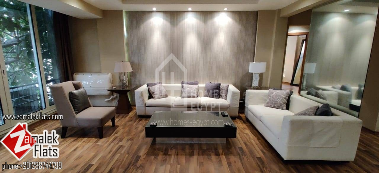 Newly Renovated Apartment In South Zamalek
