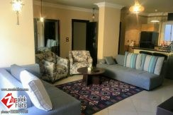 Apartment With Large Terrace For Rent In South Zamalek