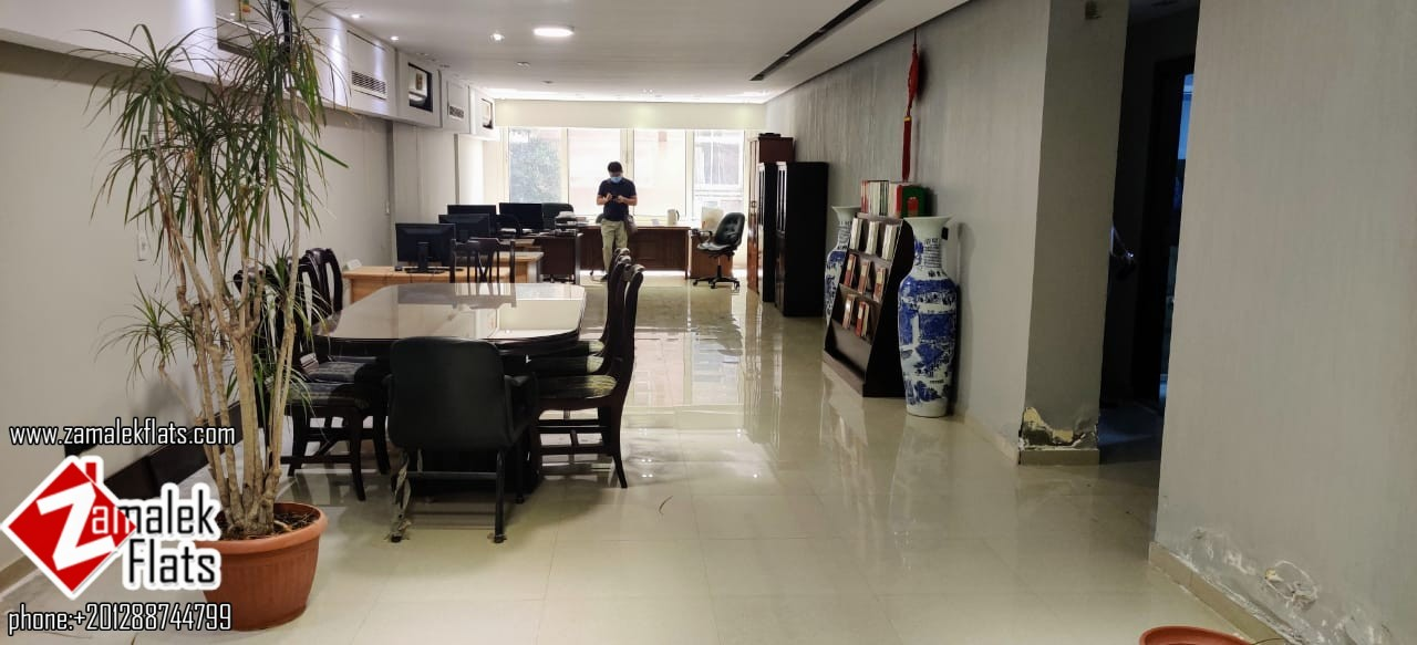 Office Space for Rent in Zamalek