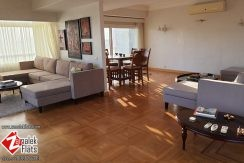 Luxurious Bright Nile View Apartment For Rent In Zamalek