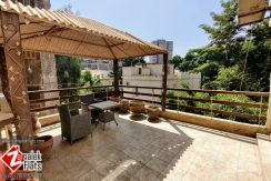 Well Furnished Apartment With Big Terrace For Rent In Zamalek