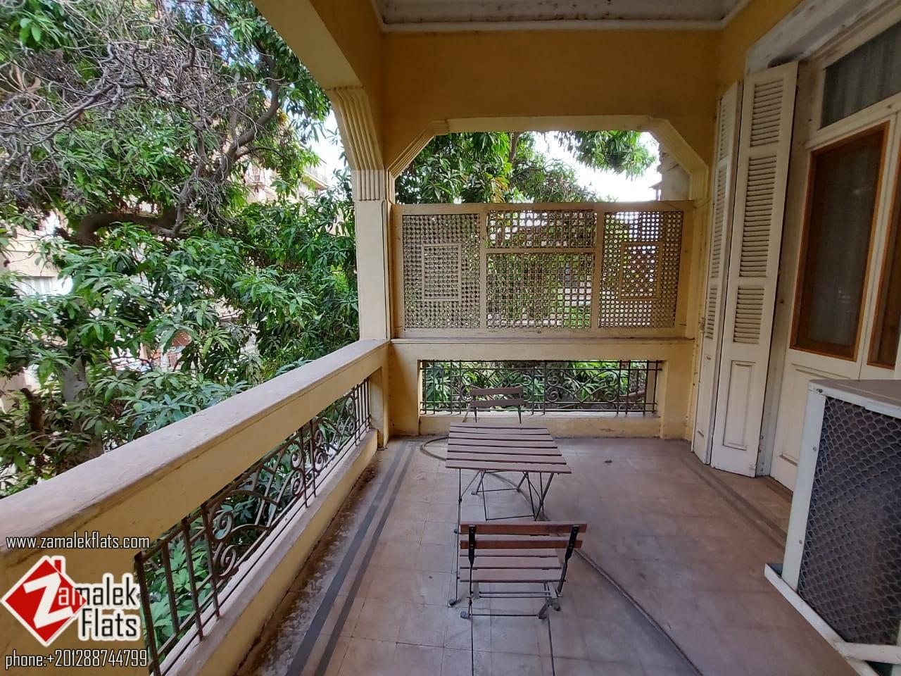 Fabulous Apartment For Rent In Zamalek