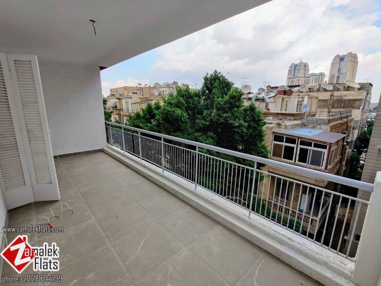 New Finished Apartment for Rent in Zamalek  #ID: 1513