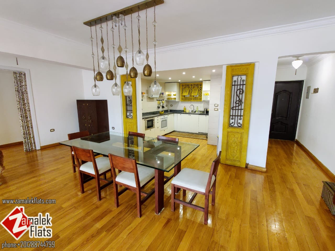 Beautiful Furnished apartment for rent in zamalek