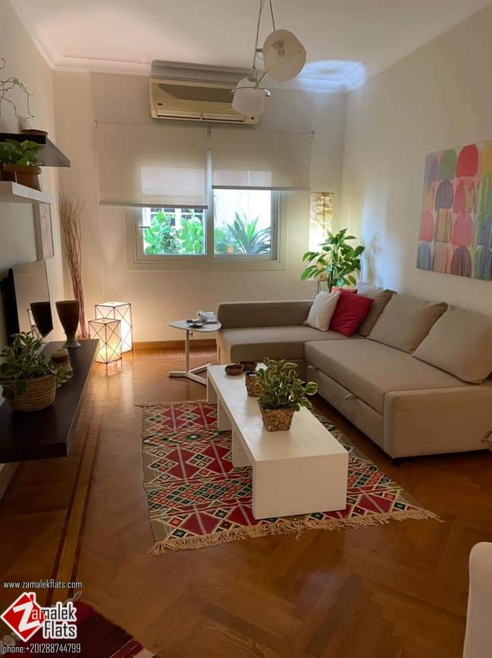 Cozy Furnished Apartment For Rent In Zamalek